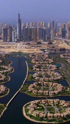 Palm Island, Dubai, UAE, iPhone