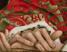 Portrait of Isabella of Portugal, ~1445, Workshop of Rogier van der Weyden