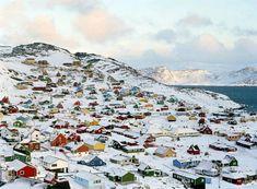 Qaqortoq in Tunu, Greenland | Denmark