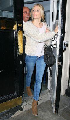 Sienna Miller - Sienna Miller at the Theatre Royal 2
