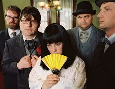 """decemberists 