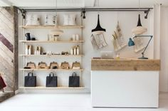 Folklore is a minimalist design store located in London, England, and curated by Danielle Reid. The store is a brilliantly curated selection...