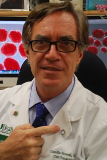 Dr. Camillo Ricordi, M.D.    Donate to DRI and Dr. Ricordi to cure Type1Diabetes.