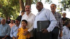 Danilo Medina: Defenderé con uñas y dientes visitas sorpresa por impacto a pobres del campo