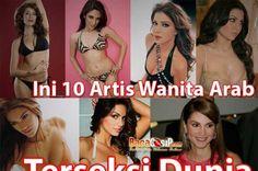 10 Artis Arab Terseksi Dunia 2016