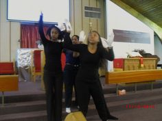 Jewels of Christ Dance Ministry