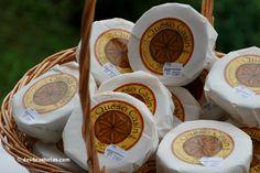 Queso Casín. Quesos de #Asturias [Más info] http://www.desdeasturias.com/queso-casin/