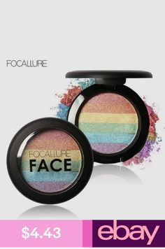Honesty Focallure New Arrivel 3 Colors Blush&highlighter Palette Face Matte Highlighter Powder Illuminated Blush Powder Beauty & Health Eye Shadow