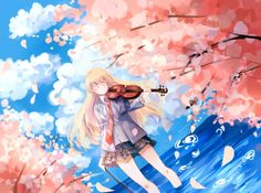 Your Lie in April - thetangles: 普王。。 | republished with permission