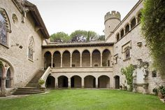 spanish style homes near 88005 | Europe House of the Day - Spanish Castle - Photos - WSJ.com