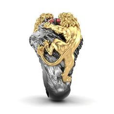 Mermaid Ring, Mermaid Gifts, Unique Mens Rings, Rings For Men, Aztec Rings, Art Deco Colors, King Ring, Diamond Rings With Price, Mercedez Benz