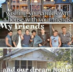 Oh yeah. Me, my best friend, and the boys Living in the Curtis house. It'd be a dream come true! Nothing Gold Can Stay, Stay Gold, Greaser Girl, Greaser Style, 80s Movies, Good Movies, The Outsiders Imagines, Tough Guy, Lets Do It