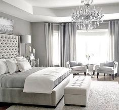 58 Best bedroom chandeliers images | Beautiful bedrooms ...