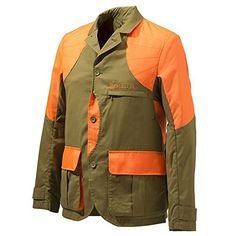 BerettaBeretta - MENS UPLAND LIGHT JACKET - LIGHT BROWN/ORANGE HV   https://huntinggearsuperstore.com/product/berettaberetta-mens-upland-light-jacket-light-brown-orange-hv/