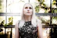 Sept. 2014___Photographer: Tom Brückner - Fotografie-Tom.de___ Model: Kate Cholamin #white #hair #silver