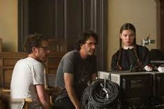 True Grit :  The brothers Coen with young actress Hailee Stenfield