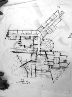 Conceptual Sketches, Diagram, Architecture, Drawings, Artists, Arquitetura, Sketches, Drawing, Architecture Design