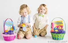 Deck out your little dude in #Easter attire that's sure to turn heads!