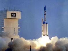 Qual o problema do programa espacial brasileiro?