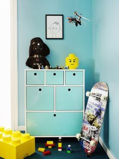 kids rooms love the blue