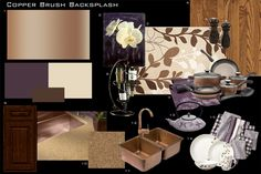 Copper Brush backsplash Designhttp://www.1005design.com/1005designblog/backsplash-designs/inspiration-board-copper-brush-backsplash-warm-embrace/