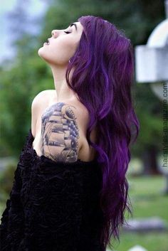 Seven Neon Hair Colors 2014 For Blunt Ladies - Hairstyles Magazine
