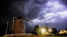 Hevige onweersbuien treffen grote delen van Nederland | NU - Het laatste nieuws het eerst op NU.nl