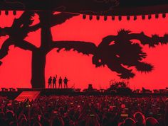 U2 > News > 'Overwhelming Demand'