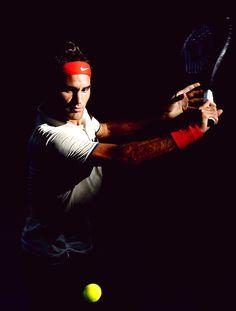 Roger Federer. #tennisplanet.com
