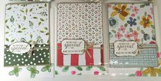 Marelle Taylor Stampin' Up! Demonstrator Sydney Australia: The 4x6 Rip Flip