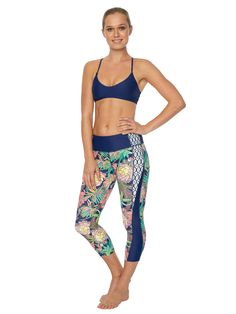 07e271a6b1 Breathe Women's Wanderer Roam Capris | YOGA Accessories #yoga #yogalife  #fitness #sports