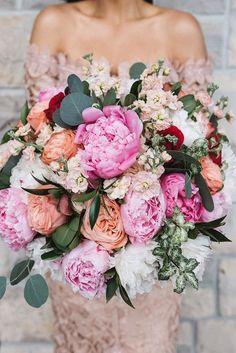 Fresh Spring Wedding Bouquets ❤ See more: http://www.weddingforward.com/spring-wedding-bouquets/ #weddingforward #bride #bridal #wedding