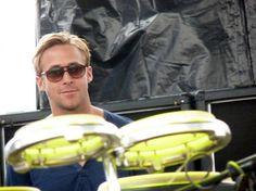 Ryan Gosling and Eva Mendes spend Saturday at Lady Bird Lake Image