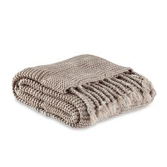 Kenneth Cole Reaction Home Mélange Throw