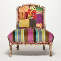 Salmagundi Slipper Chair. Slipper Chairs