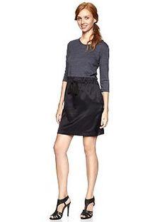 Gap maxi t shirt dress