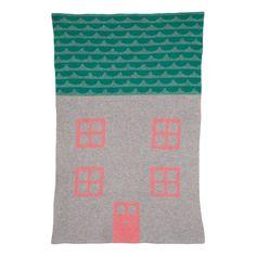 Donna Wilson House Blanket 85x56cm-product