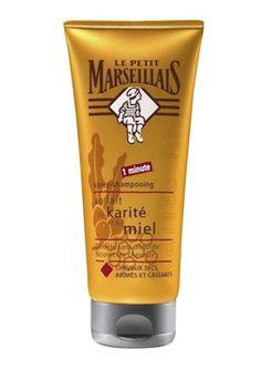 Product review: Le Petit Marseillais Conditioner with Shea milk and Honey - Samourai Shampoo