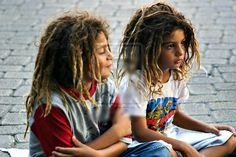 kids with dreads