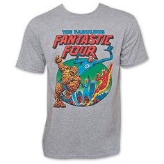 Thatsmyshirt.com - Fantastic Four Fabulous Four Mens T-Shirt, $21.00 (http://www.thatsmyshirt.com/fantastic-four-fabulous-four-mens-t-shirt/)