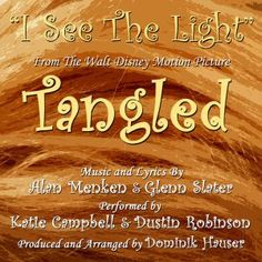 I See the Light (love theme from Tangled) piano sheets