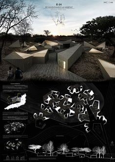 Galería - IWC África: anuncian ganadores de ideas sobre centro de visitantes en reserva natural de Sudáfrica