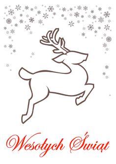 Inspirja: Plakaty do wydrukowania #6 – wersja świąteczna