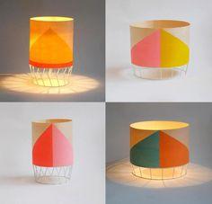 Creative lamps <3