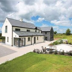 Inside Out but not Upside Down! - Selfbuild Plus House Designs Ireland, Upside Down House, Go The Extra Mile, Ireland Homes, Dream House Exterior, Inside Out, New Homes, House Styles, Building
