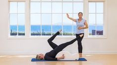 Adrianne Crawford - Spine Corrector Workout (10 mins) - Level 2