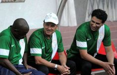 Super Eagles To Play Premier League Side Next Week  Rohr
