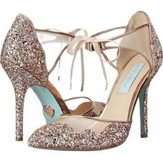 sparkly high heels - Google Search