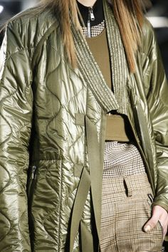 See detail photos for 3.1 Phillip Lim Fall 2016 Ready-to-Wear collection.