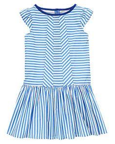 Striped Sailor Dress - gymboree